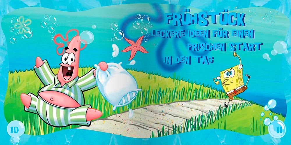 Sponge Bob EAT HAPPY